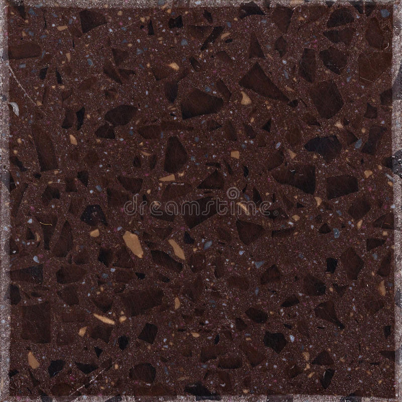Colorful granite texture. Polished brown granite texture. Stone surface background royalty free stock photos