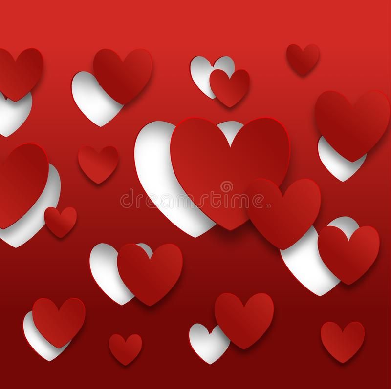 Download Valentines Day Greeting Card Stock Illustration - Image: 29710366