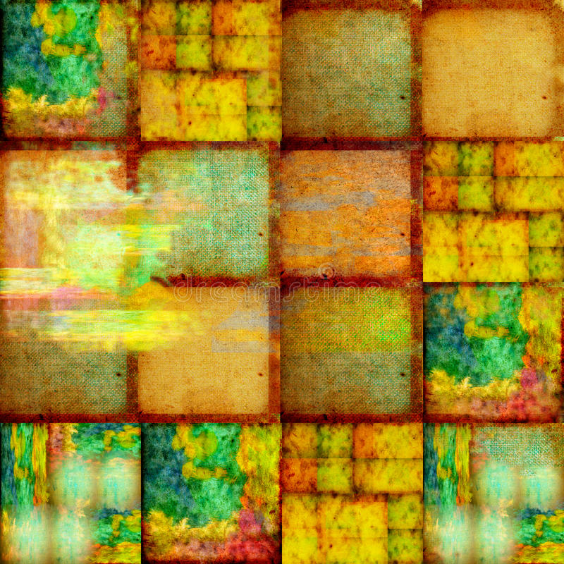 Download Colorful grunge background stock illustration. Image of paint - 18363486
