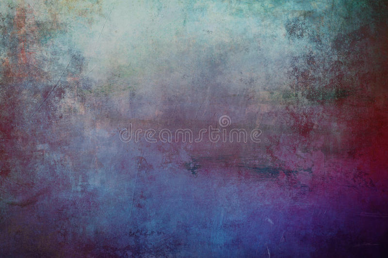 Blue background. Colorful grungy background or texture royalty free stock photos