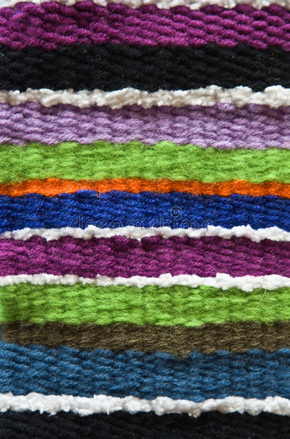 Colorful handmade knitting texture