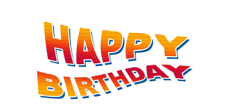 Happy Birthday Png Stock Illustrations 1 282 Happy Birthday Png Stock Illustrations Vectors Clipart Dreamstime