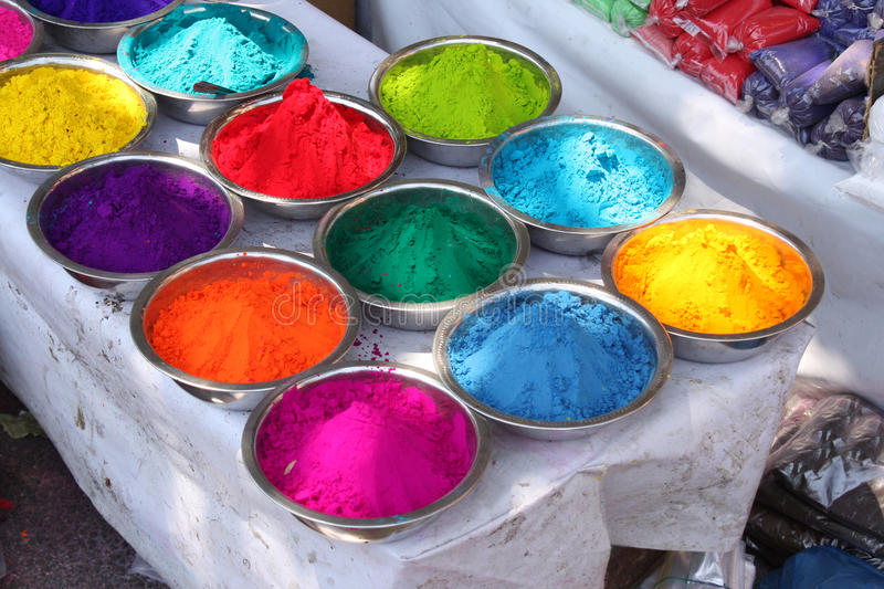 Download Colorful Holi Stock Images - Image: 19254564