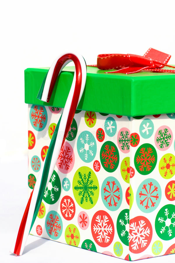 Download Colorful Holiday Gift Box stock image. Image of background - 11063495