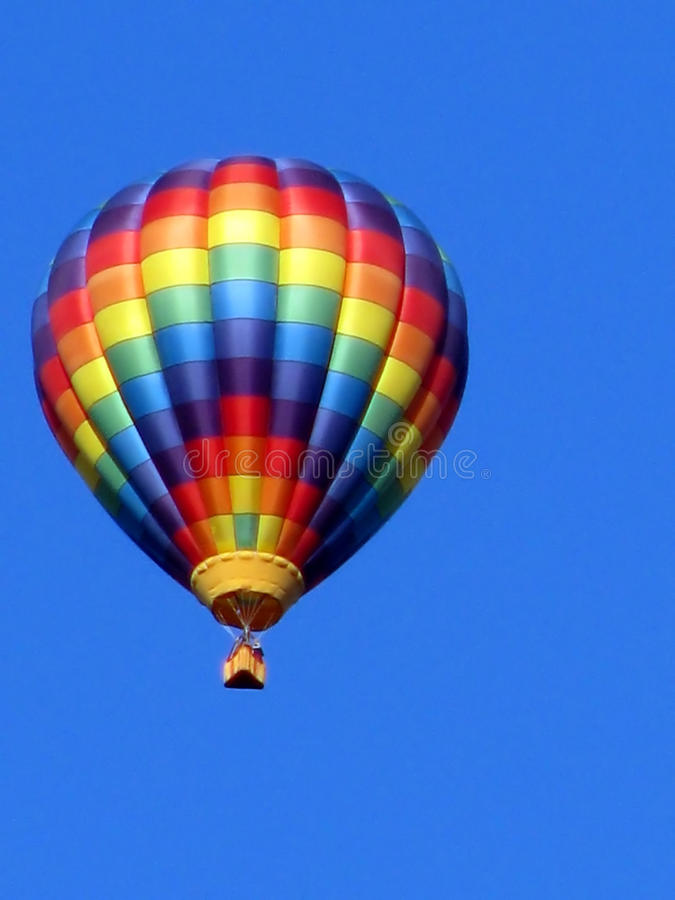 Free Colorful Hot Air Balloon Royalty Free Stock Images - 11534269