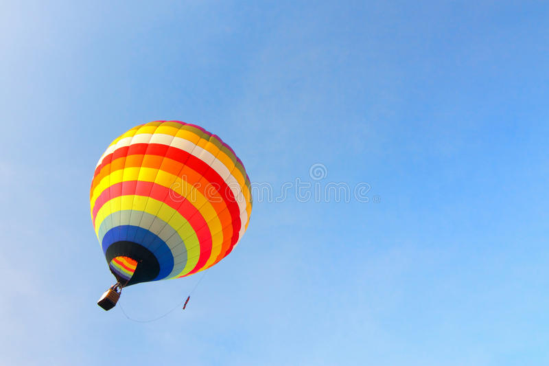 Download Colorful Hot Air Balloon stock image. Image of flight - 17426973