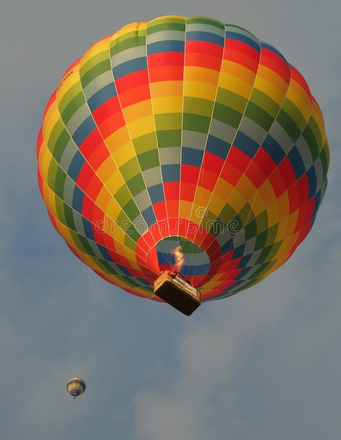 Colorful Hot Air Balloon Free Public Domain Cc0 Image