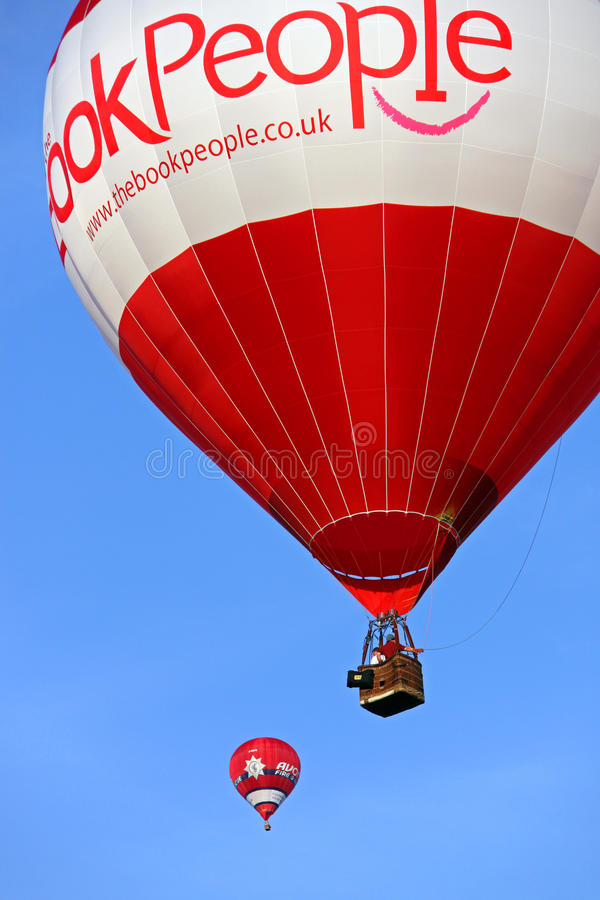 Download Colorful hot air balloons editorial photo. Image of sport - 14862621