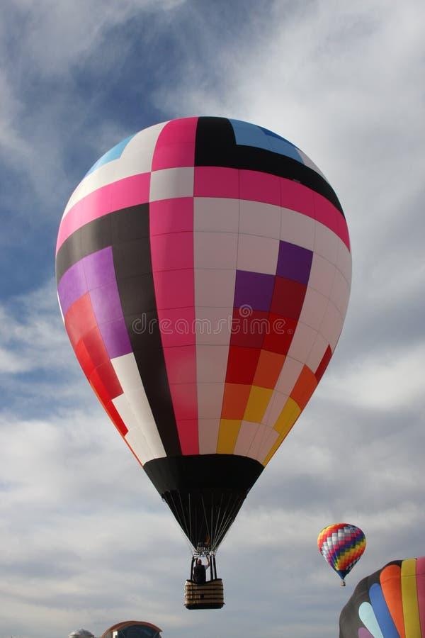 Free Colorful Hot Air Balloons Royalty Free Stock Photos - 15611878