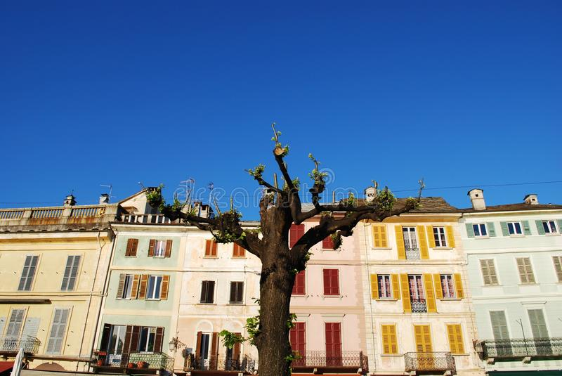Download Colorful houses stock photo. Image of italy, italian - 19486626