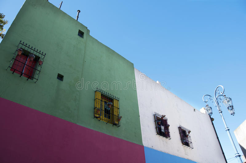 Download Colorful Houses In Caminito Stock Image - Image: 23431459