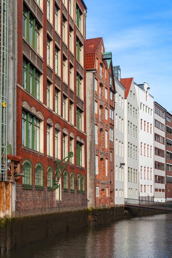 Hamburg-Altstadt, Germany royalty free stock photo