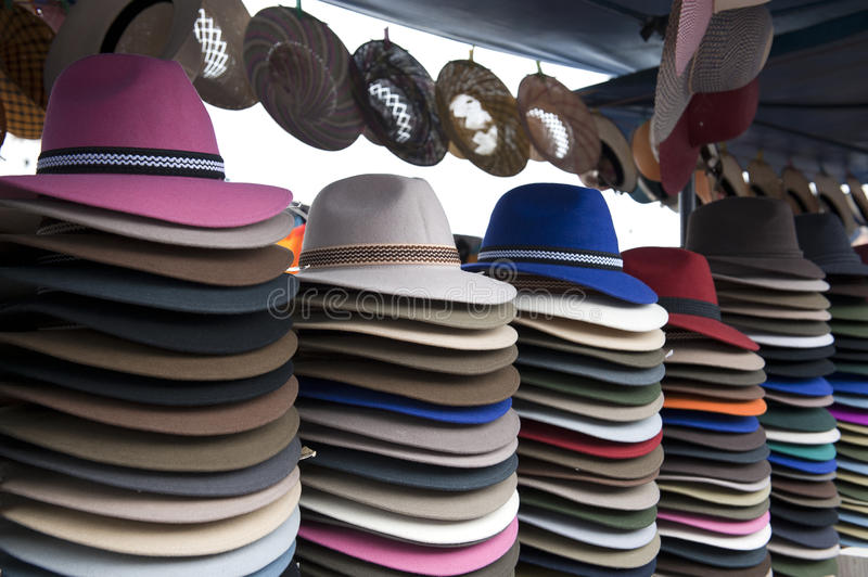 Download Colorful Indigenous Market Of Otavalo Stock Photography - Image: 23712382