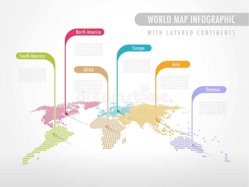 Colorful infographic world map stock vector illustration of design download colorful infographic world map stock vector illustration of design banner 58558854 gumiabroncs Choice Image