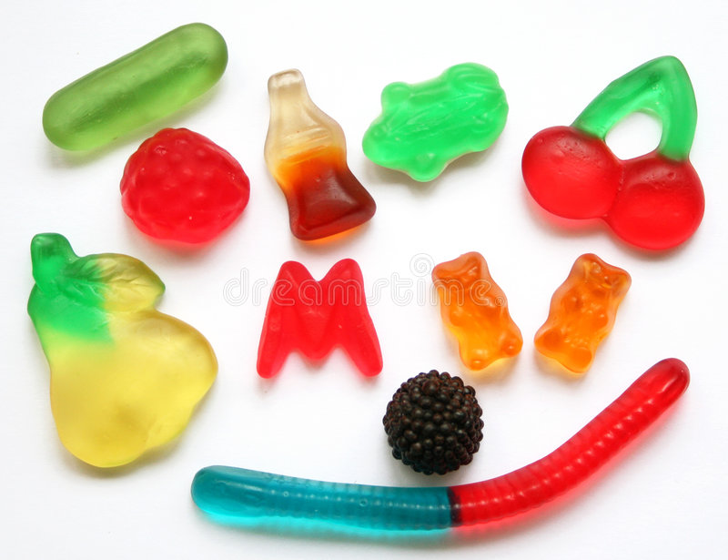 Download Colorful Jelly Candy editorial stock image. Image of candy - 8171399