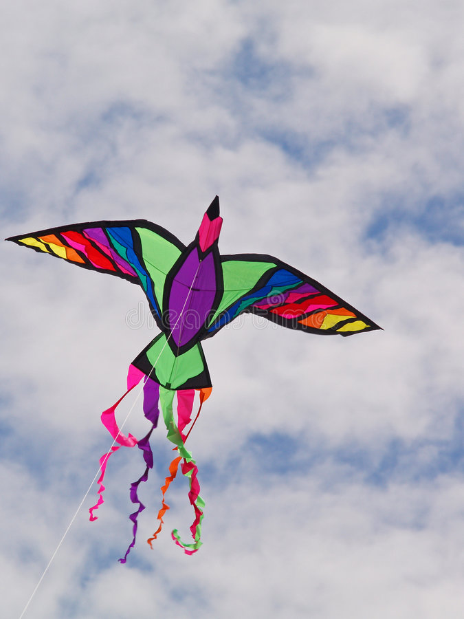 Free Colorful Kite Stock Images - 5229544