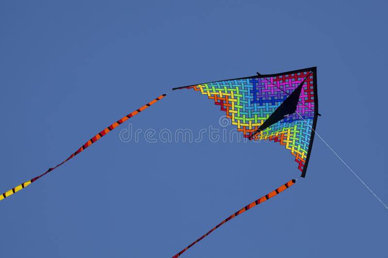 Download Colorful Kite flying stock image. Image of states, america - 15068691