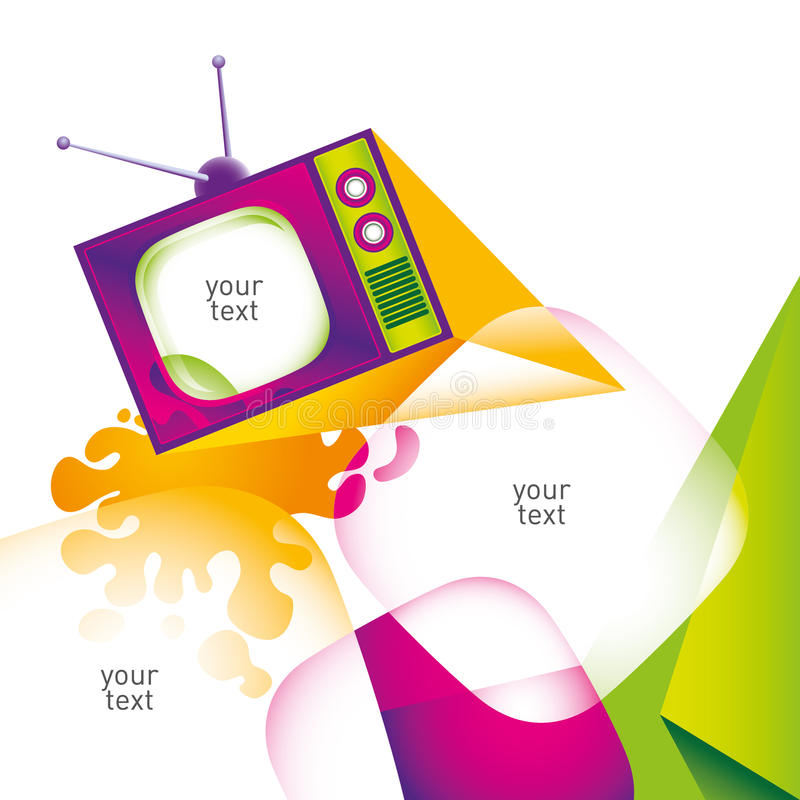 Download Colorful Layout. Royalty Free Stock Images - Image: 19650799