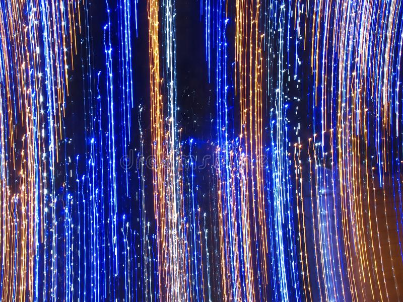 Magic light streaks lines background wallpaper. Colorful light beams abstract magic light streaks background wallpapers royalty free stock photography