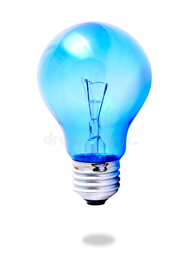Download Colorful Light Bulb stock photo. Image of green, orange - 25080728
