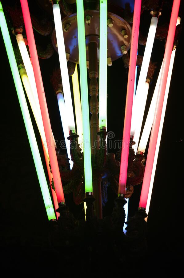 Colorful Light Sabers Free Public Domain Cc0 Image