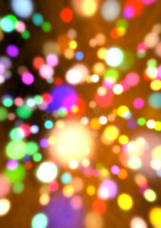 Download Colorful Lights Background Royalty Free Stock Photography - Image: 14039347