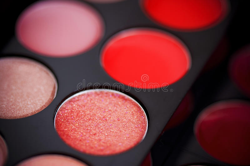 Download Colorful lipgloss palette stock photo. Image of lipgloss - 28442702