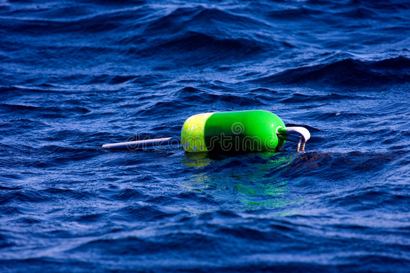 Download Colorful Lobster Buoy On Water Stock Image - Image: 21701303