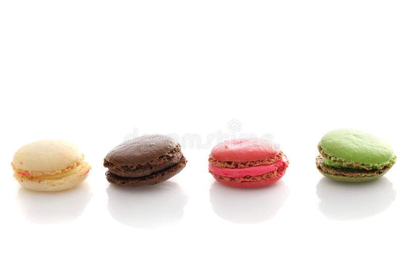 Download Colorful Macaron stock photo. Image of chocolate, delicious - 25950404