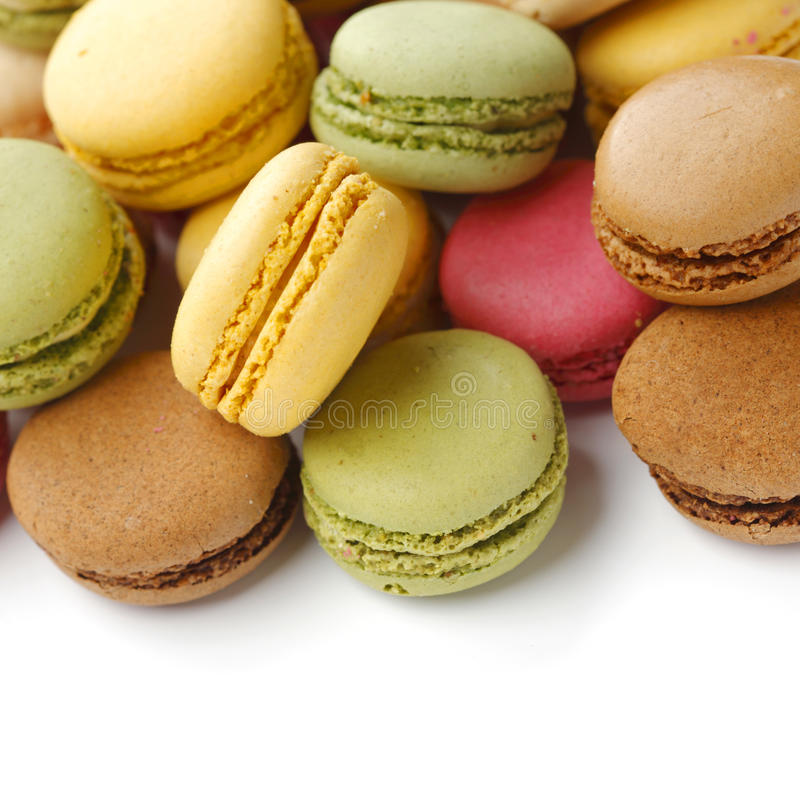 Download Colorful Macaroons Stock Image - Image: 32123971