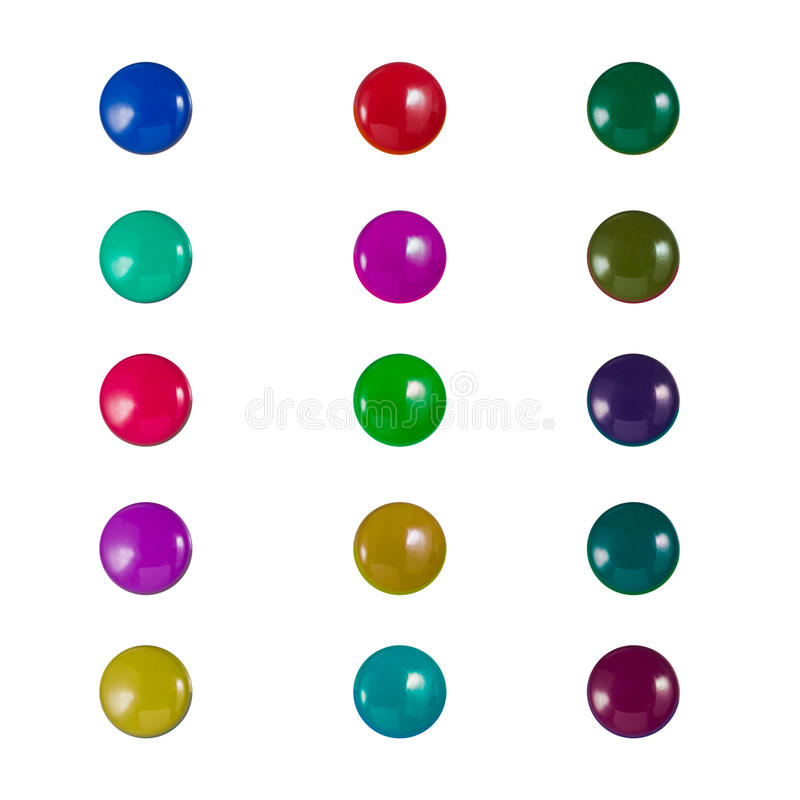 Free Colorful Magnet Royalty Free Stock Photos - 72571808