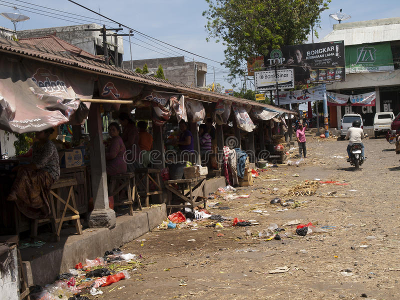 Download Colorful Market In Bali Indonesia Editorial Photo - Image: 28971776