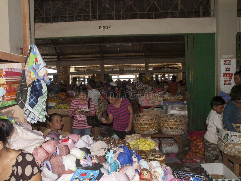 Colorful Market In Bali Indonesia Editorial Stock Image