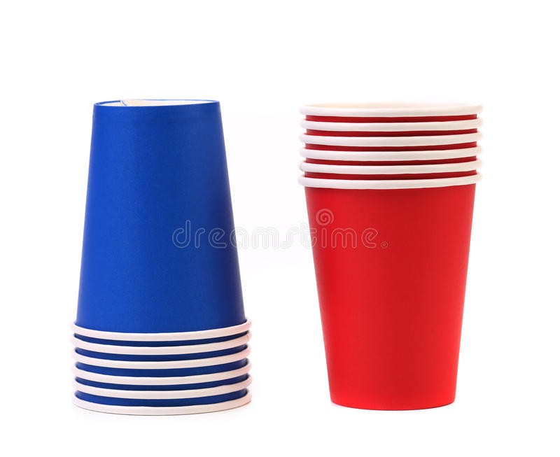 Download Colorful paper coffee cup. stock image. Image of drink - 33383961