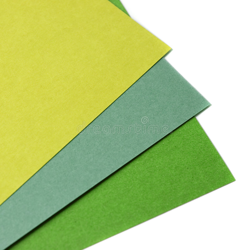 Free Colorful Papers Royalty Free Stock Photo - 6274475