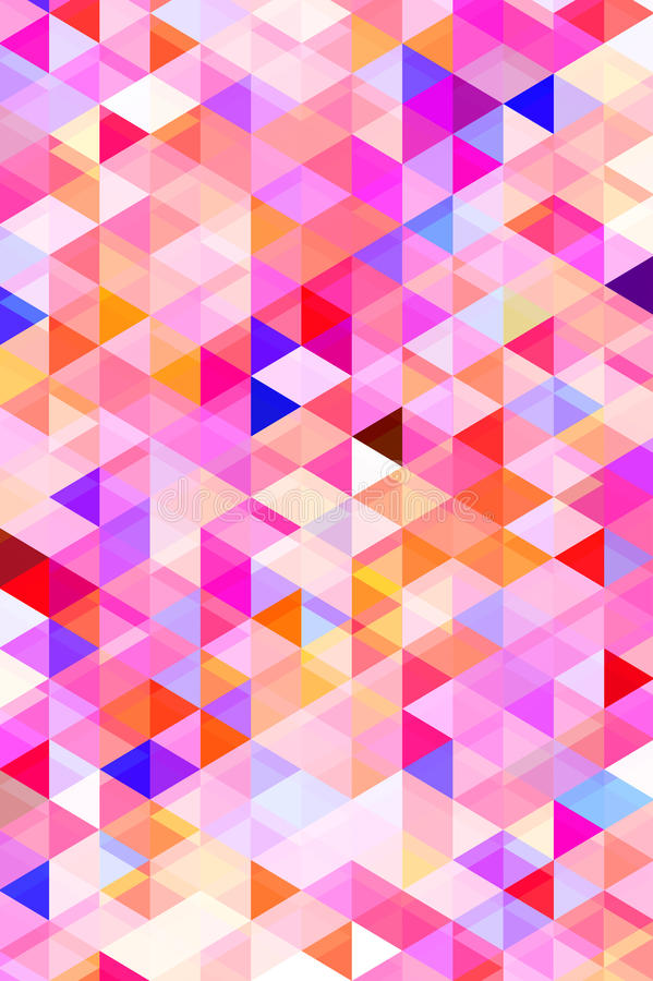 Colorful pattern royalty free stock image