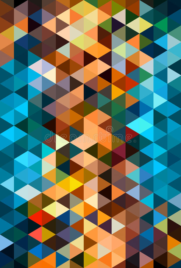 Colorful pattern stock photos