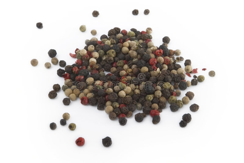 Download Colorful pepper grains stock photo. Image of food, herb - 5652806