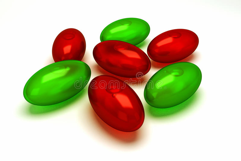 Download Colorful Pills Royalty Free Stock Image - Image: 25041066