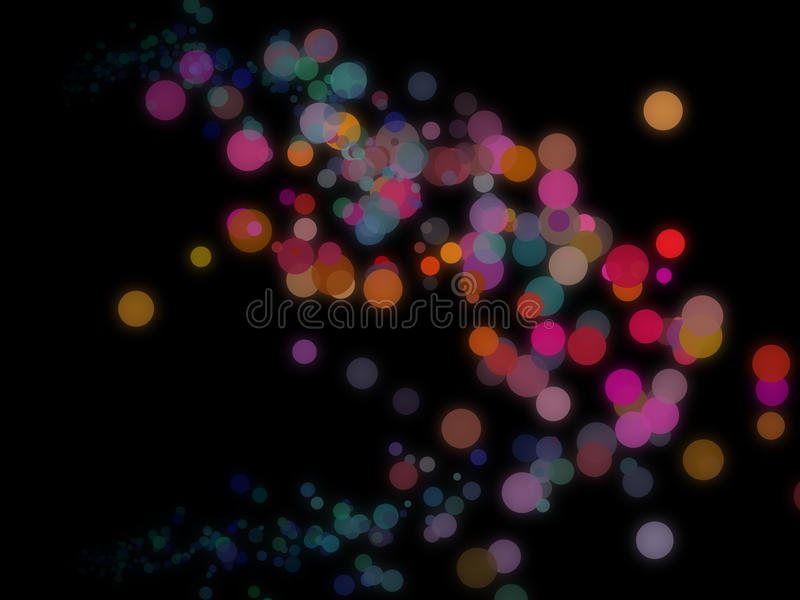 Download Colorful point. stock illustration. Image of graphic - 11330832