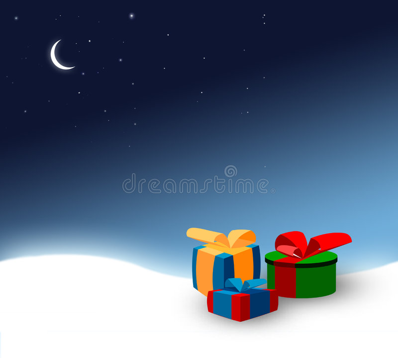 Free Colorful Presents Royalty Free Stock Photography - 3698227