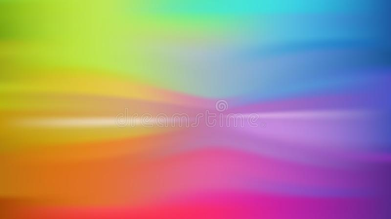 Colorful Professional Background Vector Illustration royalty free illustration
