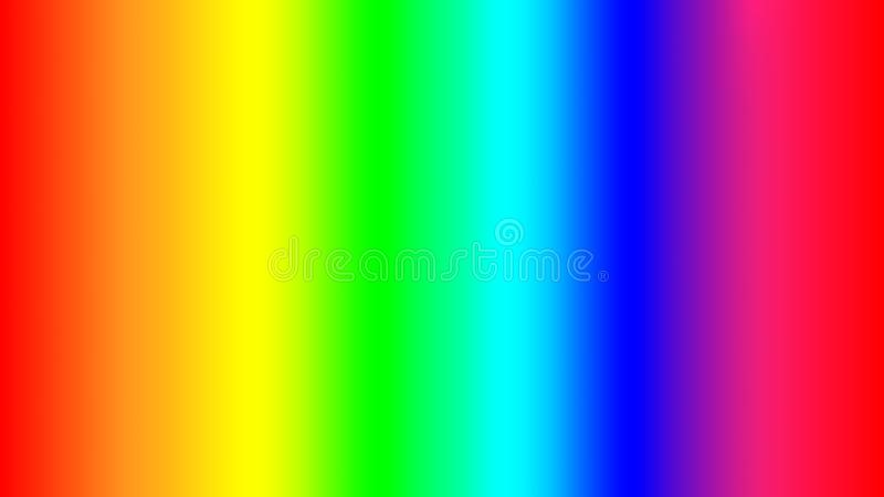 Colorful rainbow gradient background. Abstract vector illustration vector illustration