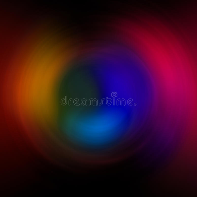 Download Colorful Rainbow Twirl Background Stock Illustration - Illustration: 12055593