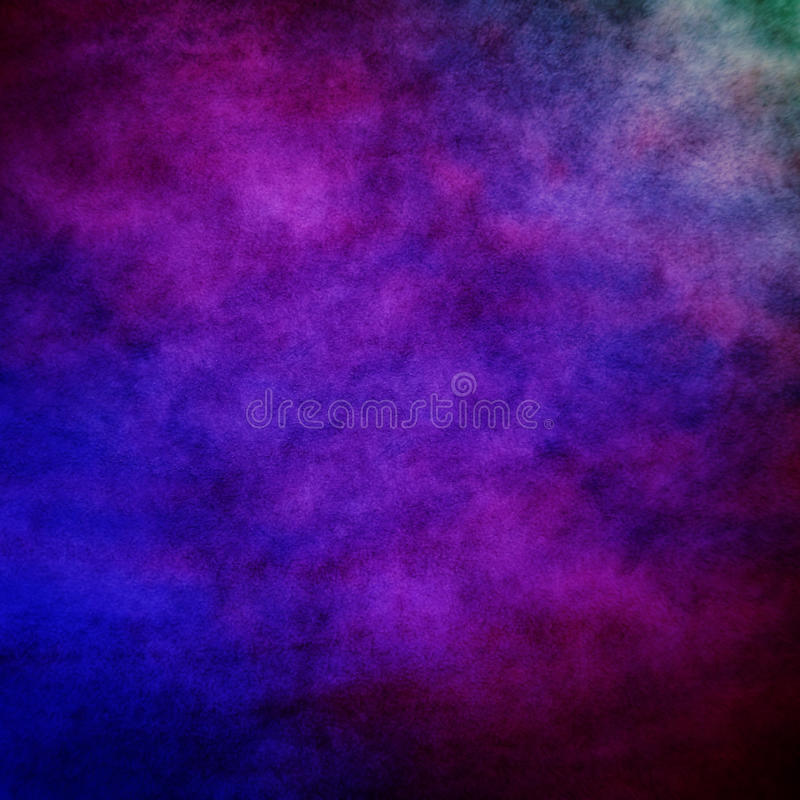 Colorful raster watercolor background stock photo