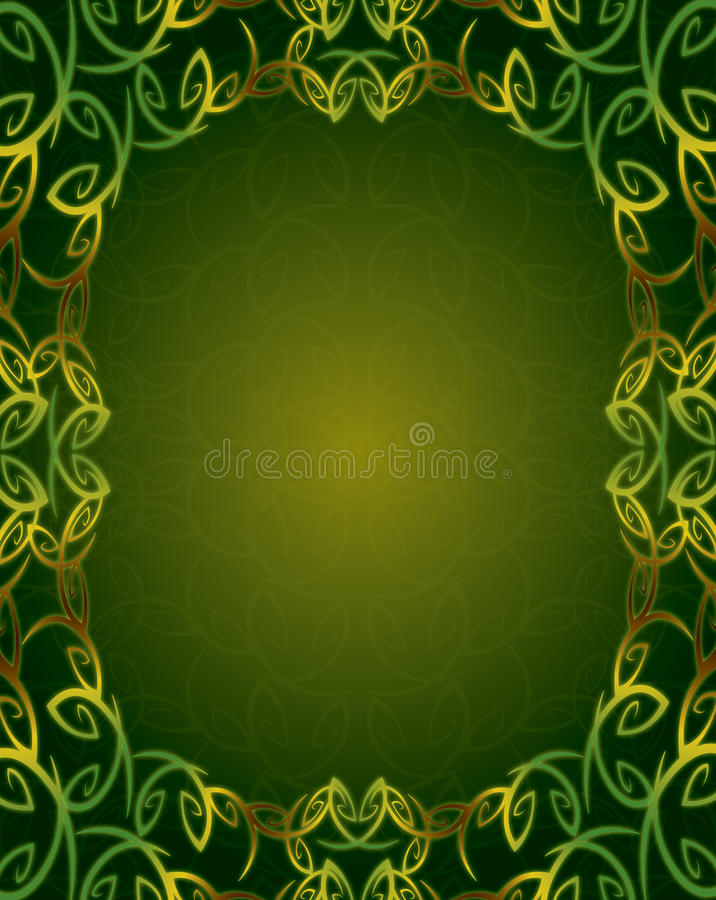 Download Colorful Rectangular Frame 3 Stock Vector - Image: 17892888