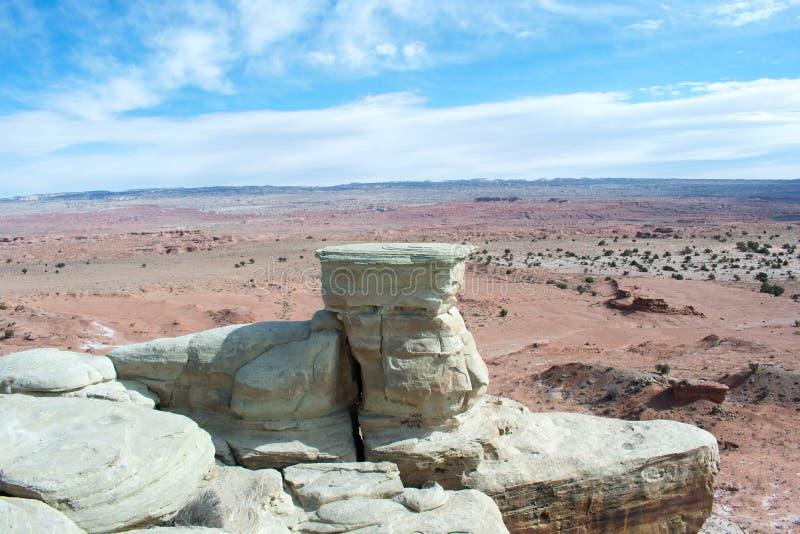 Arches National Park, Moab, Utah. stock photo
