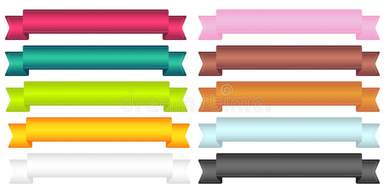 Download Colorful Ribbons Royalty Free Stock Photo - Image: 34374965