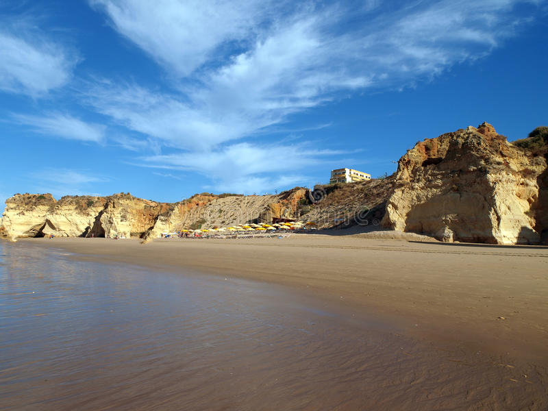 Download Colorful Rock Cliffs Of The Algarve Stock Photo - Image: 23006370