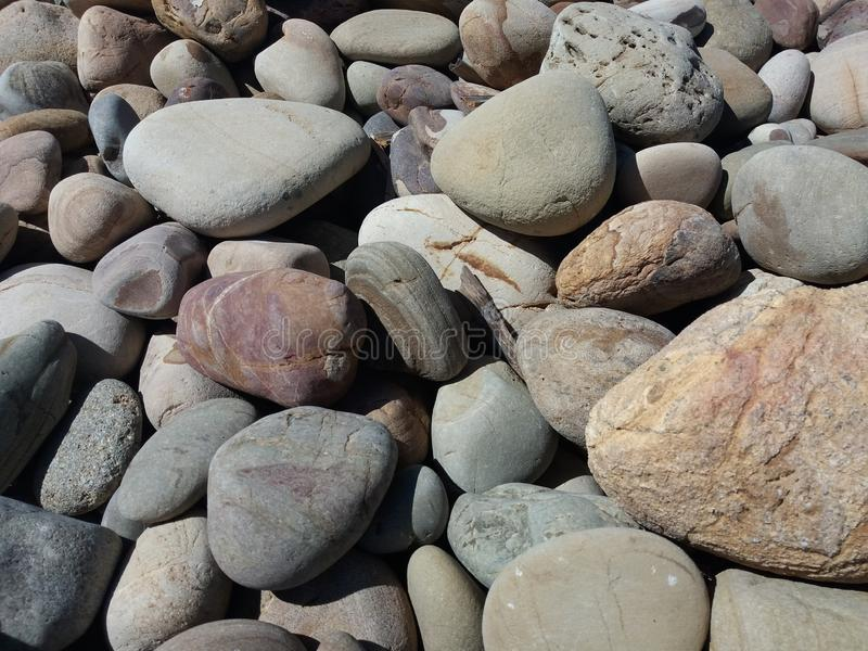 Colorful rocks witch beauty royalty free stock photo